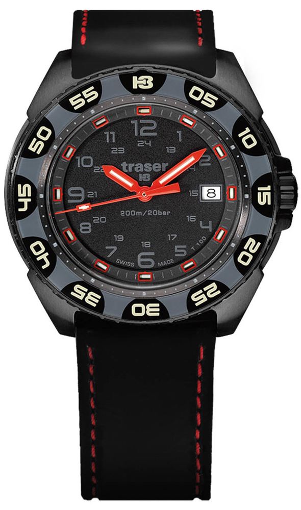 Traser TS-106470 - zegarek męski