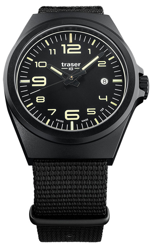Traser TS-108218 - zegarek męski
