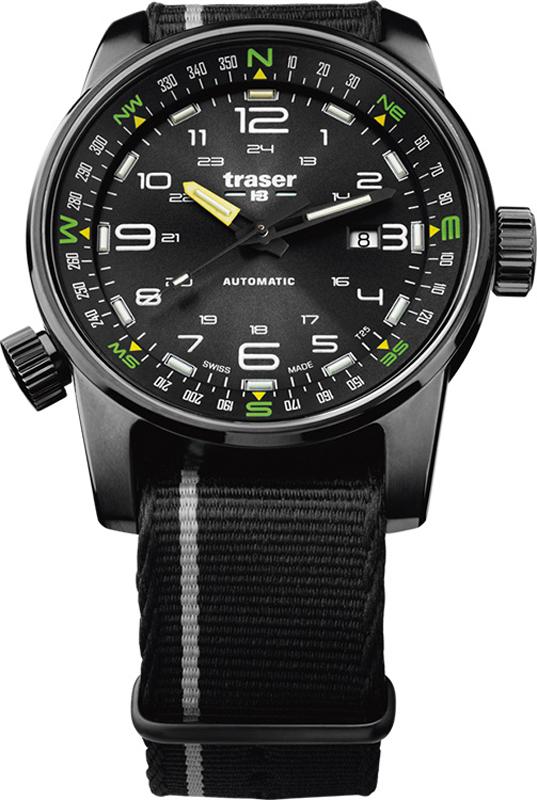 Traser TS-107718 - zegarek męski