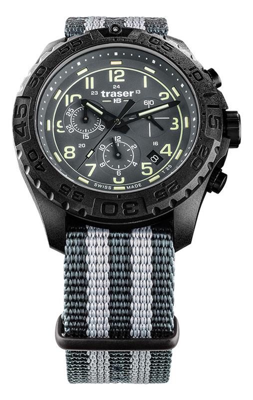 Traser TS-109046 - zegarek męski