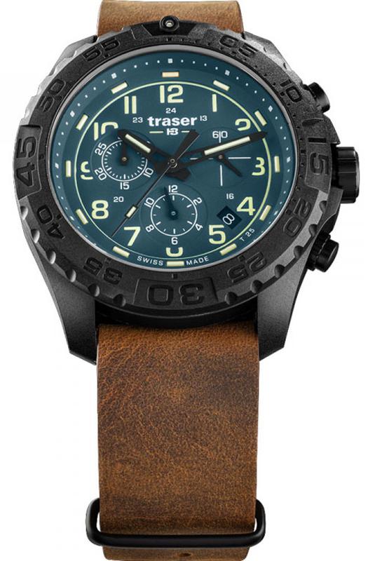 Traser TS-109049 - zegarek męski