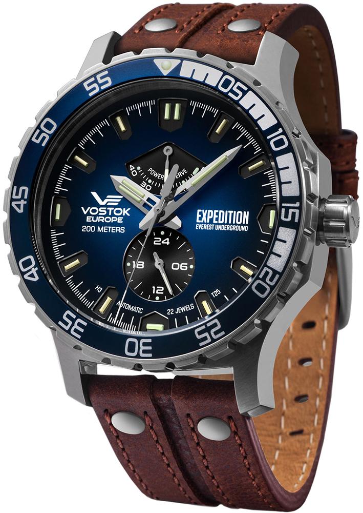 Vostok Europe YN84-597A545 - zegarek męski