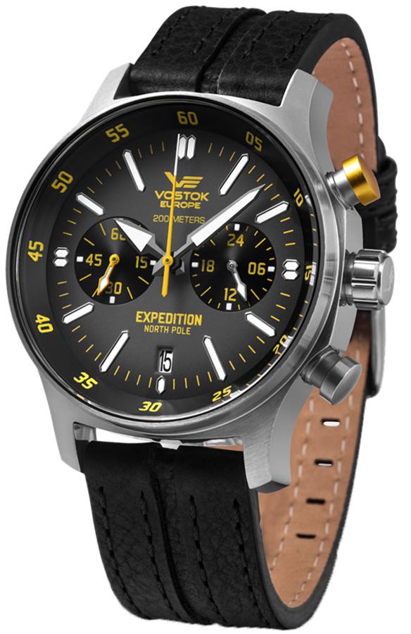 Vostok Europe VK64-592A560 - zegarek męski