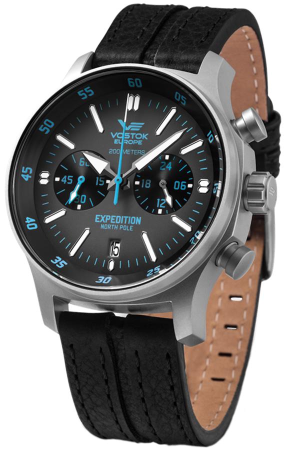 Vostok Europe VK64-592A561 - zegarek męski