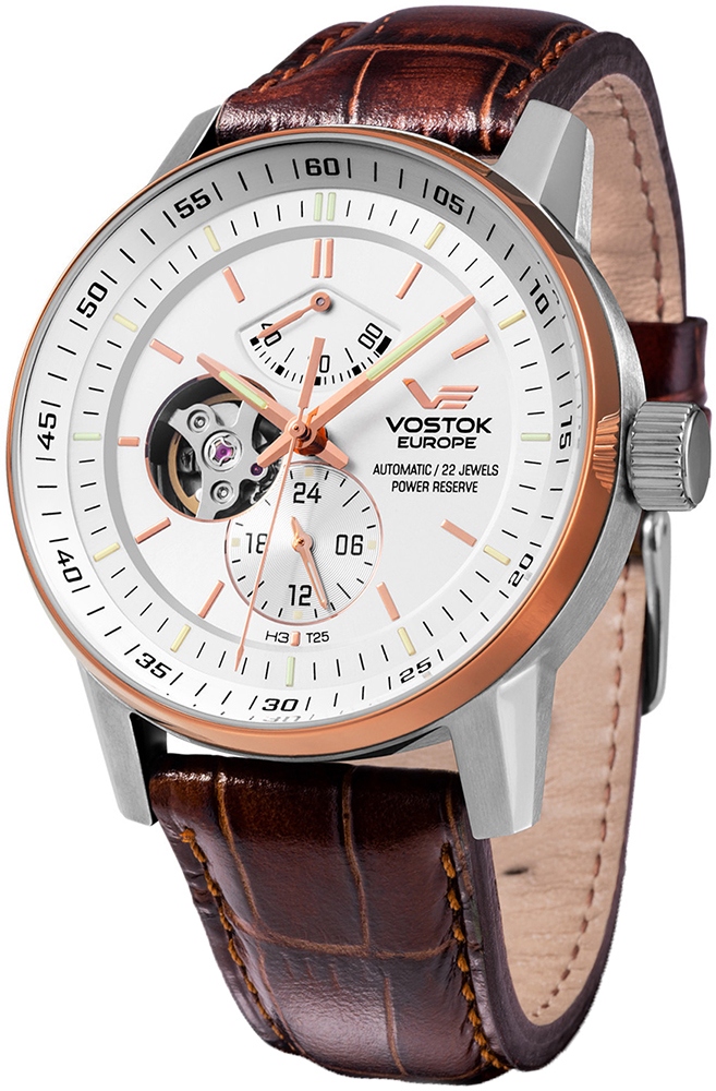 Vostok Europe YN84-565E550 - zegarek męski