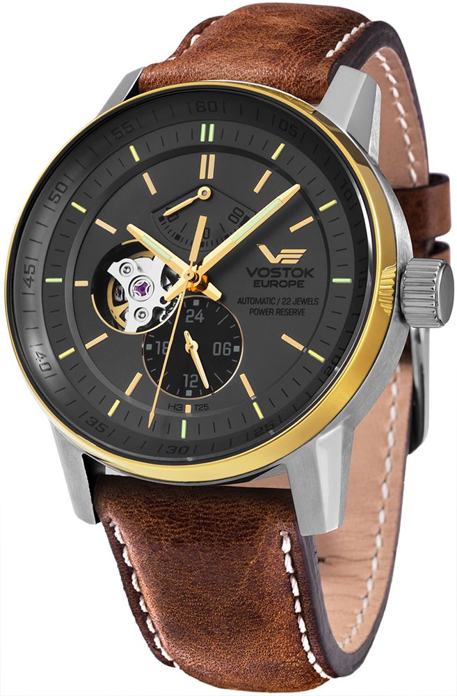 Vostok Europe YN84-565E551 - zegarek męski