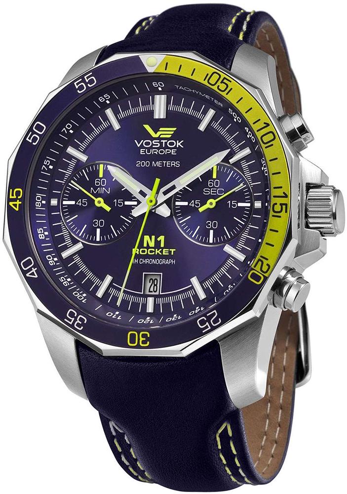 Vostok Europe 6S21-2255253 - zegarek męski