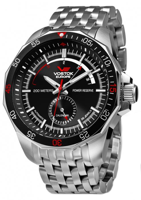 Vostok Europe NE57-225A563B - zegarek męski