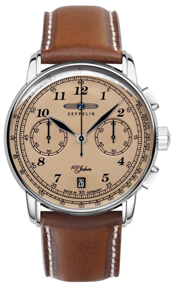 Zeppelin 7674-5 - zegarek męski