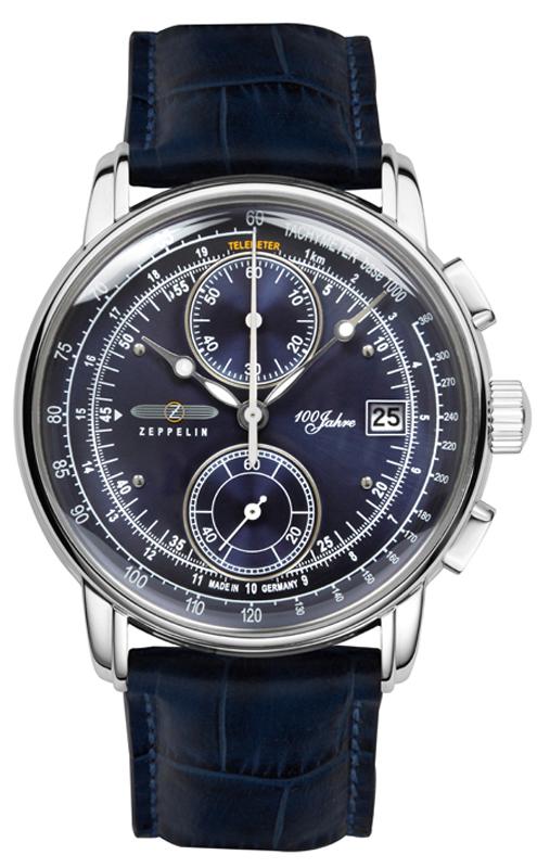 Zeppelin 8670-3 - zegarek męski