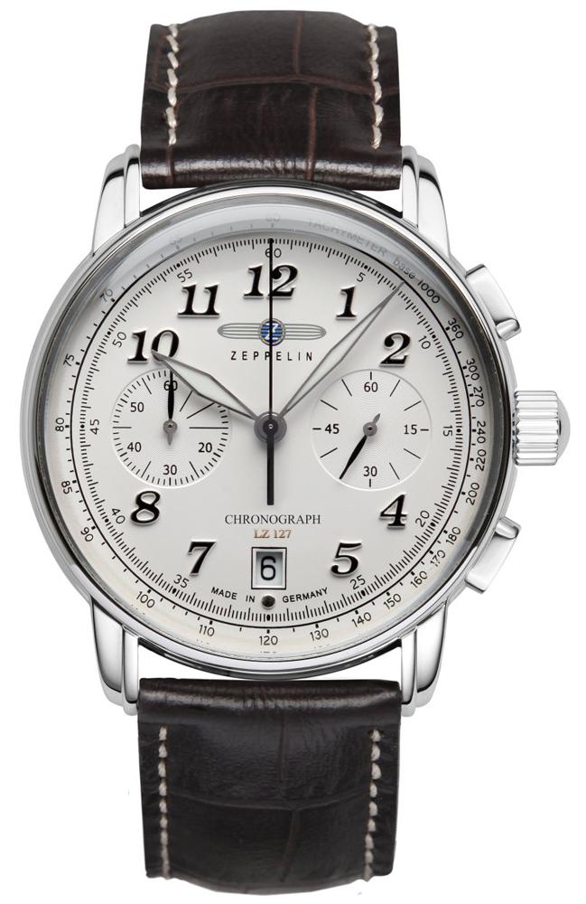 Zeppelin 8674-1 - zegarek męski