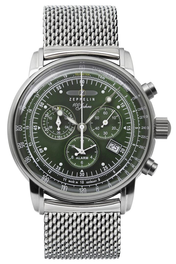 Zeppelin 8680M-4 - zegarek męski