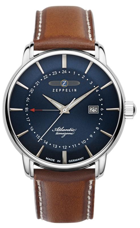 Zeppelin 8442-3 - zegarek męski