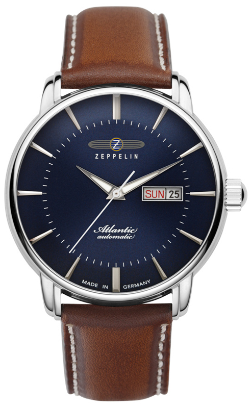 Zeppelin 8466-3 - zegarek męski