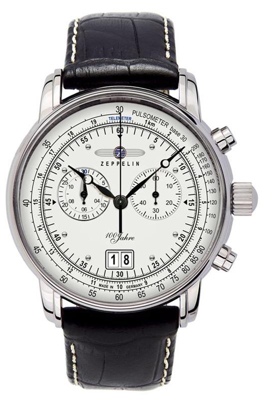Zeppelin 7690-1 - zegarek męski