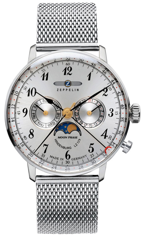 Zeppelin 7036M-1 - zegarek męski