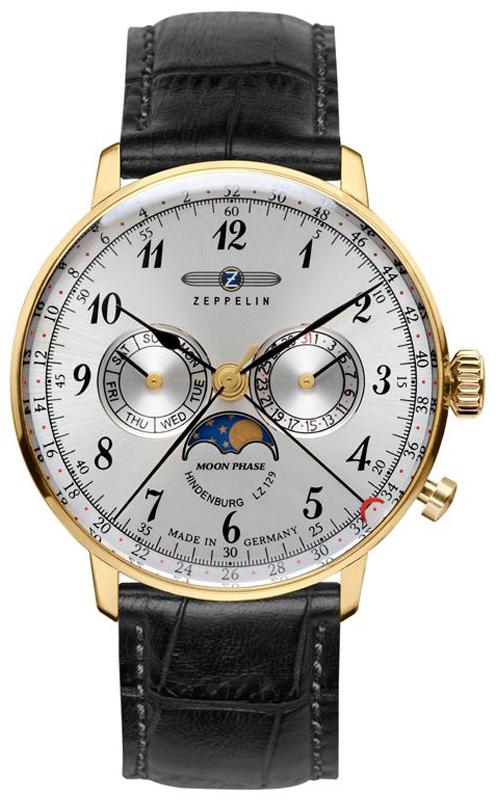 Zeppelin 7038-1 - zegarek męski