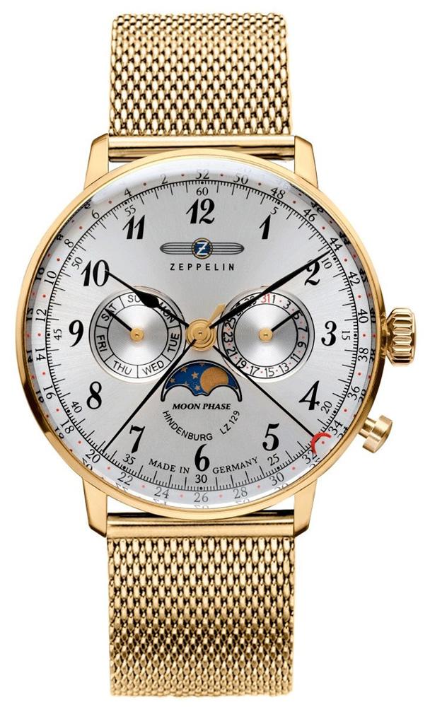 Zeppelin 7038M-1 - zegarek męski