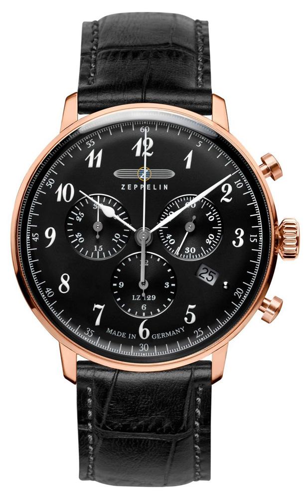 Zeppelin 7084-2 - zegarek męski