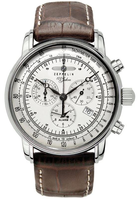 Zeppelin 7680-1 - zegarek męski