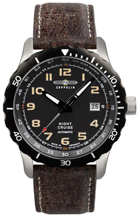 Zeppelin 7264-5 - zegarek męski