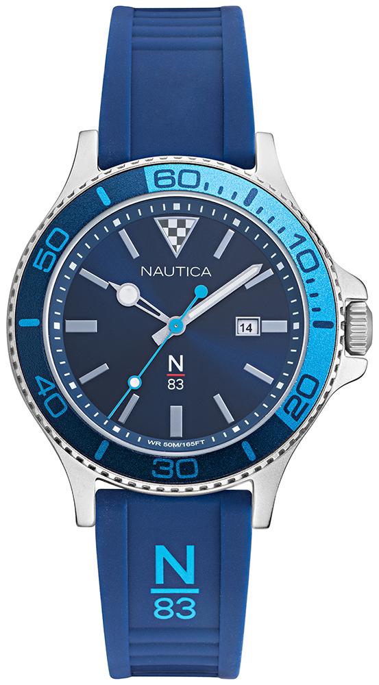 Nautica NAPABS020 - zegarek męski