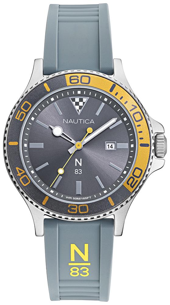 Nautica NAPABS021 - zegarek męski