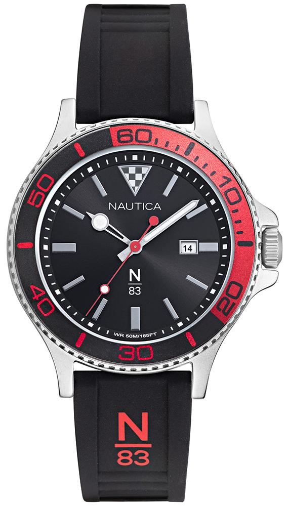 Nautica NAPABS024 - zegarek męski