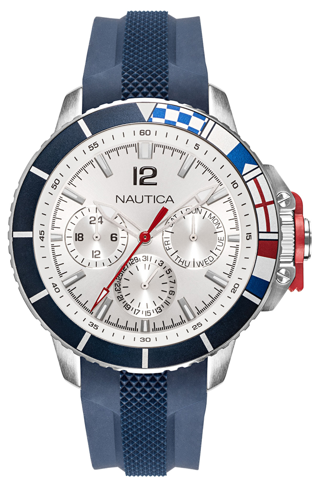 Nautica NAPBHP903 - zegarek męski