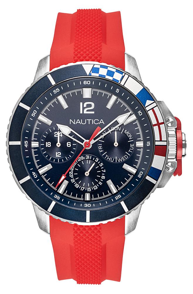 Nautica NAPBHP904 - zegarek męski