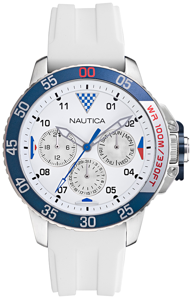 Nautica NAPBHS010 - zegarek męski