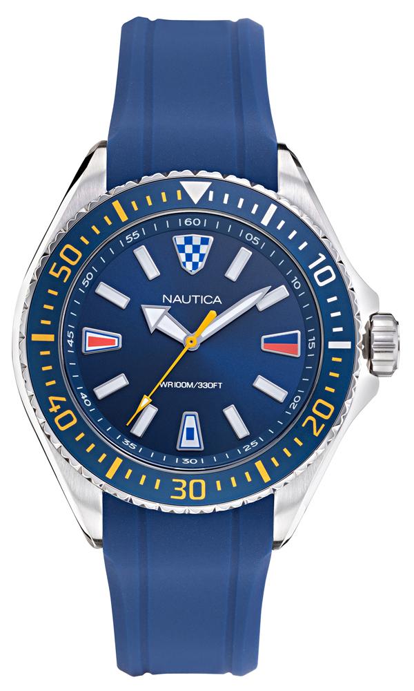 Nautica NAPCPS014 - zegarek męski