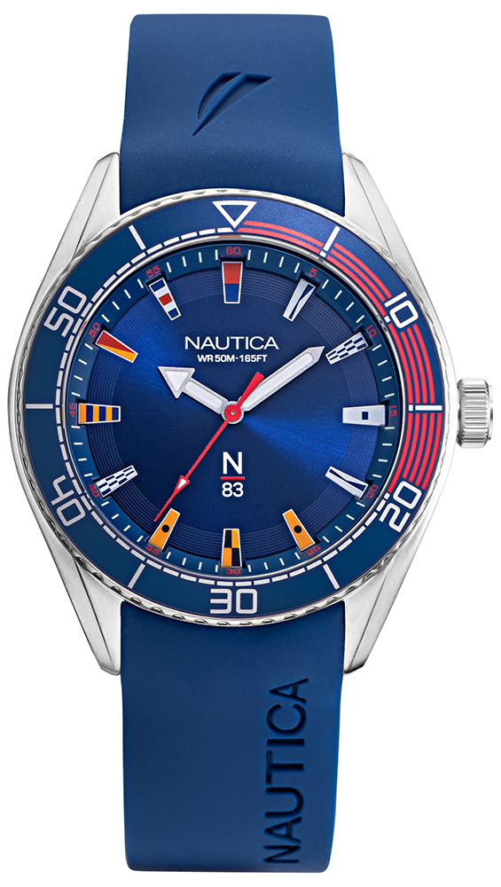 Nautica NAPFWS001 - zegarek męski