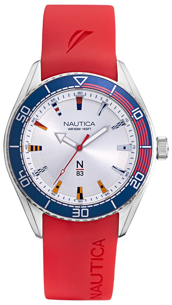 Nautica NAPFWS002 - zegarek męski