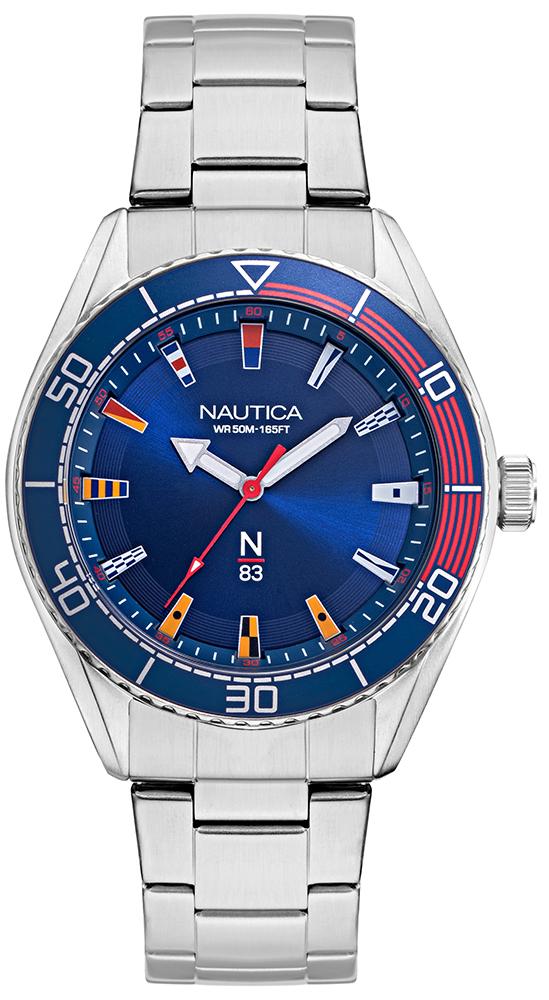 Nautica NAPFWS004 - zegarek męski