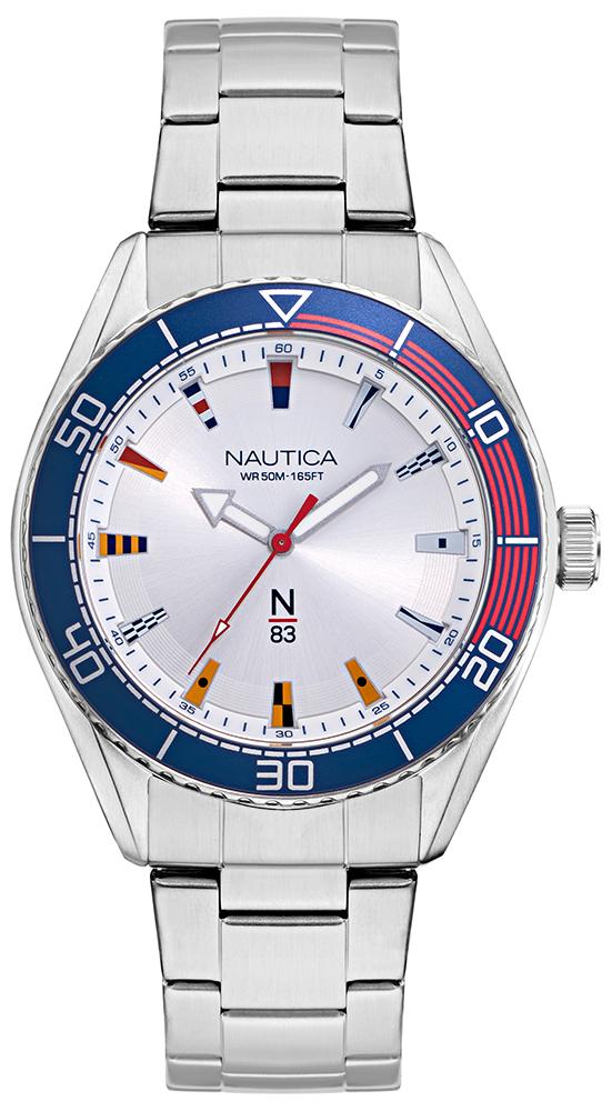 Nautica NAPFWS005 - zegarek męski