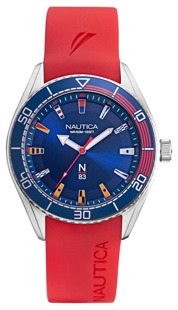 Nautica N-83 NAPFWS011 - zegarek męski