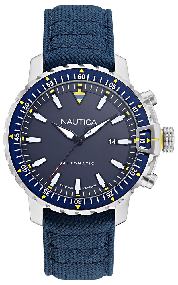 Nautica NAPICS002 - zegarek męski