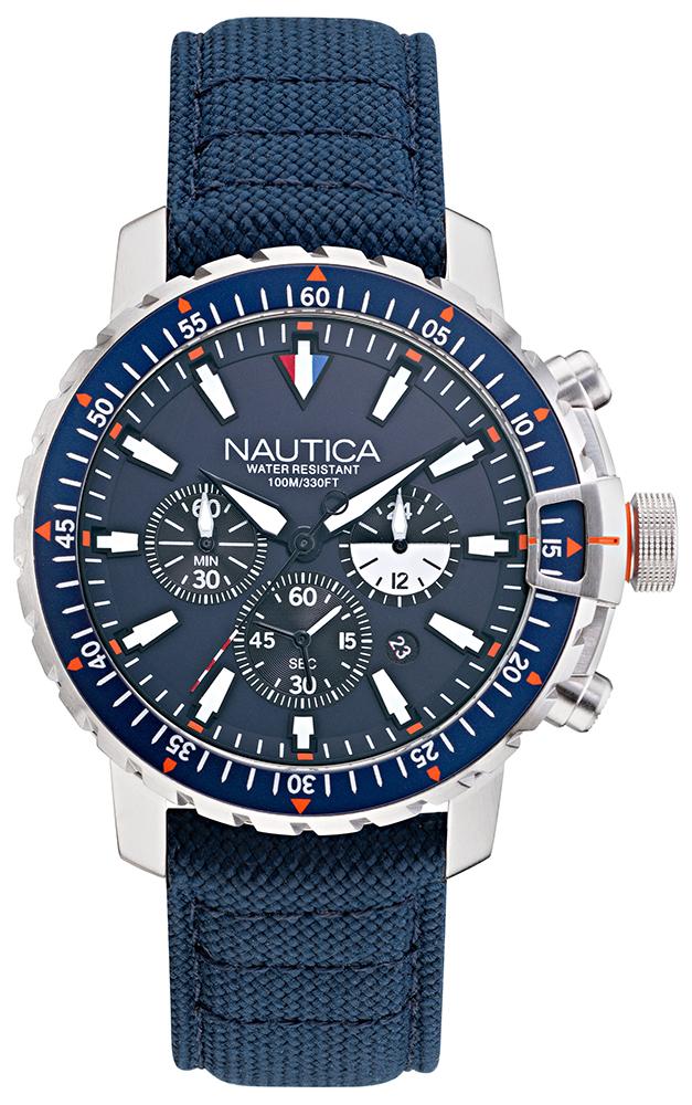 Nautica NAPICS006 - zegarek męski