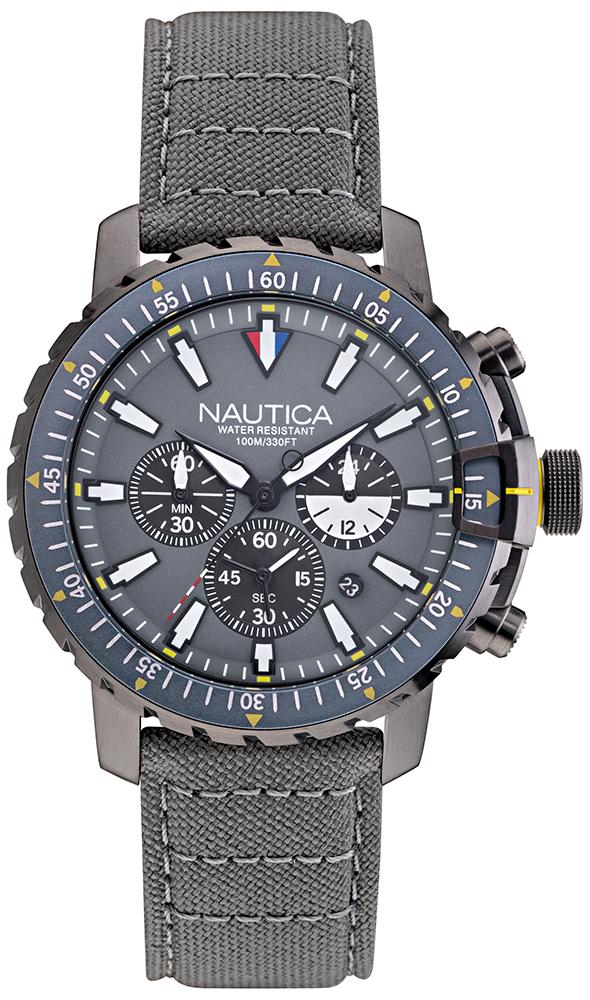 Nautica NAPICS008 - zegarek męski