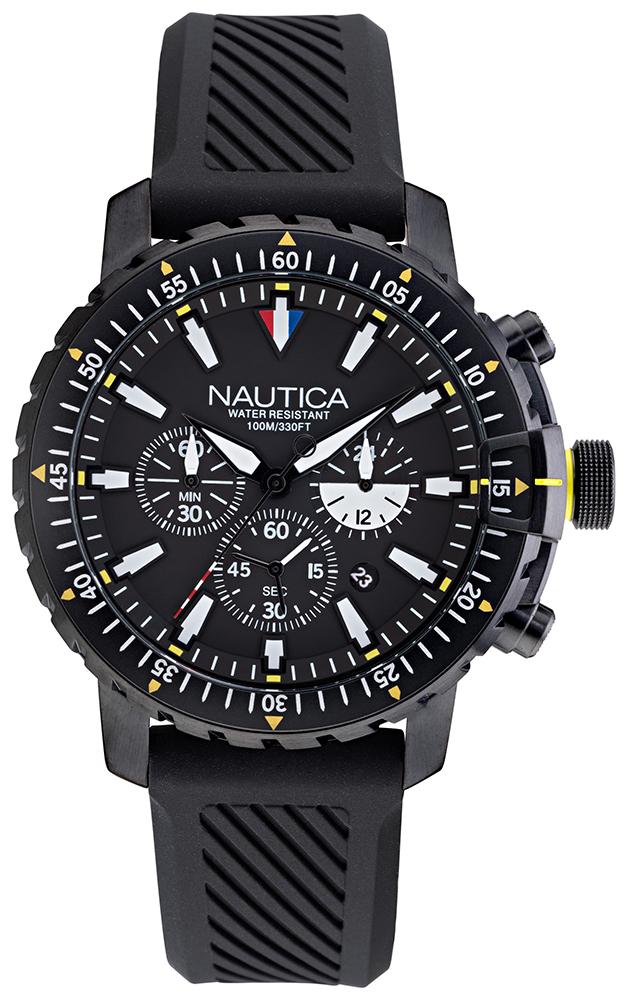 Nautica NAPICS009 - zegarek męski