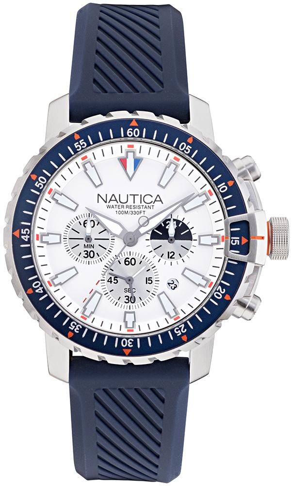 Nautica NAPICS010 - zegarek męski