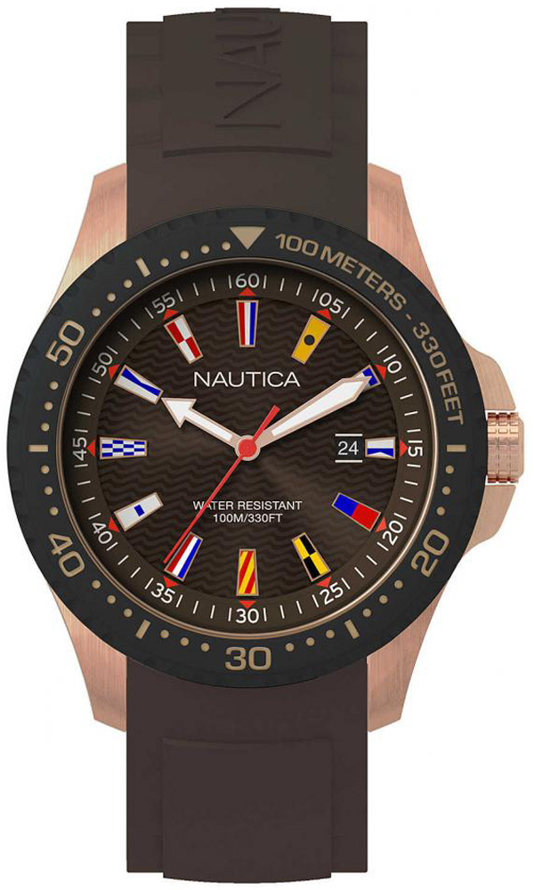 Nautica NAPJBC007 - zegarek męski