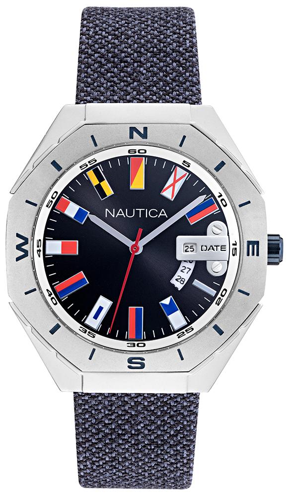 Nautica NAPLSS001 - zegarek męski