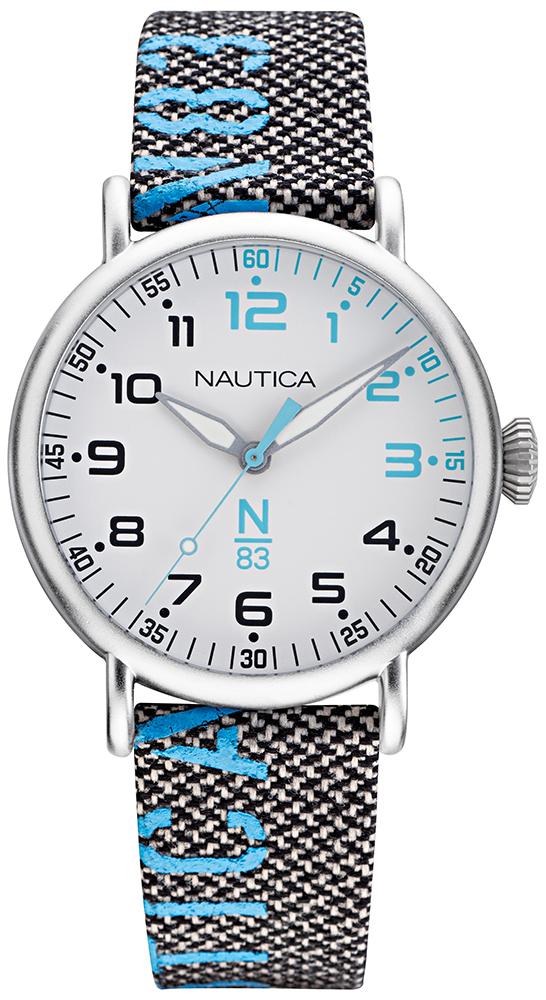 Nautica NAPLSS003 - zegarek męski