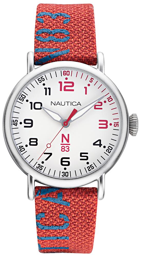 Nautica NAPLSS004 - zegarek męski