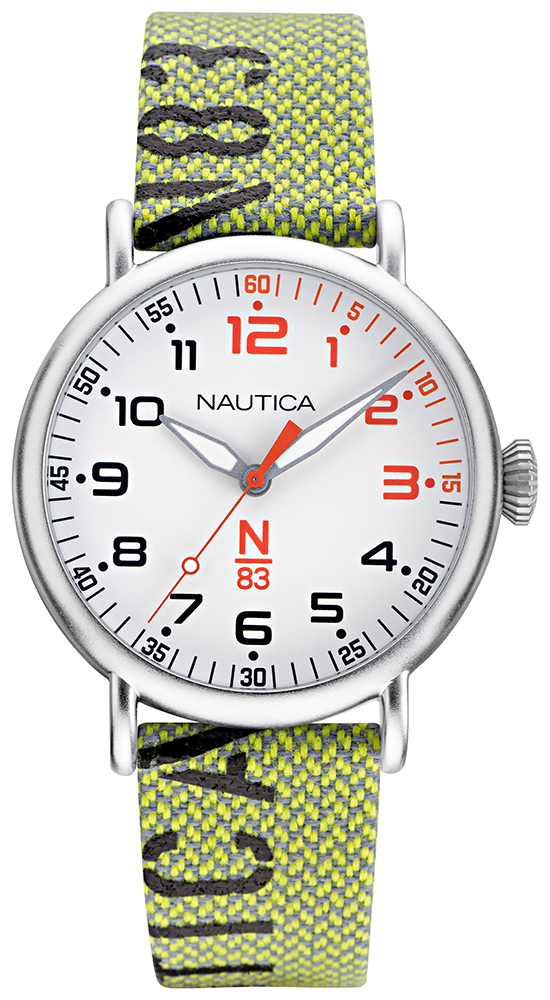 Nautica NAPLSS005 - zegarek męski