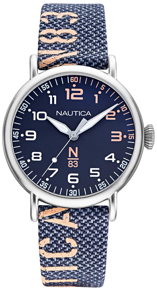 Nautica NAPLSS006 - zegarek męski