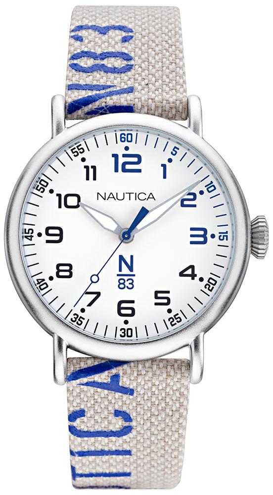 Nautica NAPLSS014 - zegarek męski