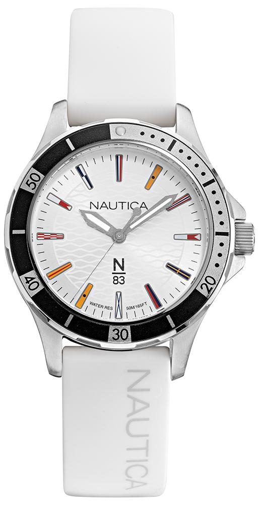 Nautica NAPMHS003 - zegarek damski
